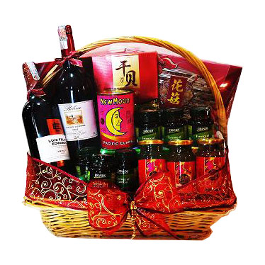 Wine Basket 5
